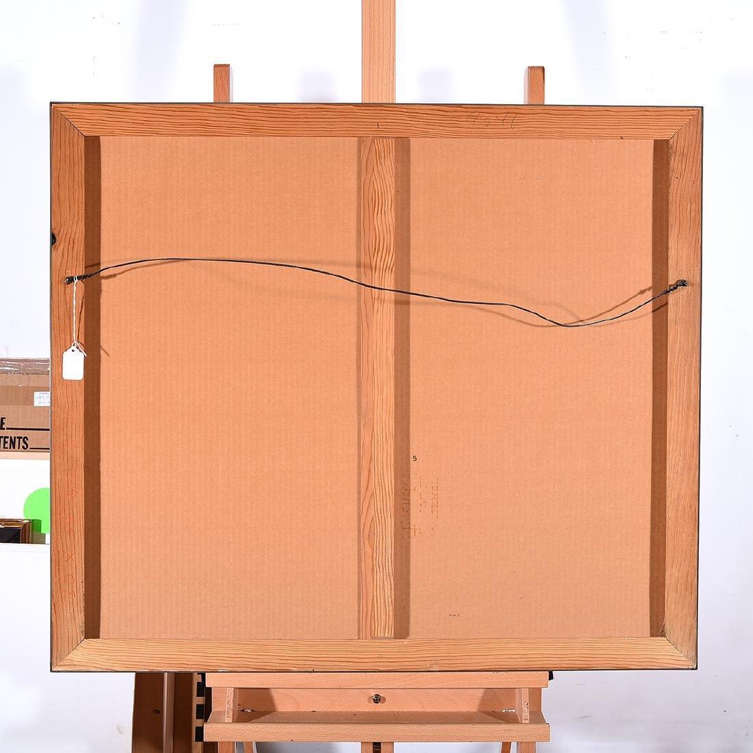 "Ellsworth Kelly ""Bordrouant"" lithograph - 4"