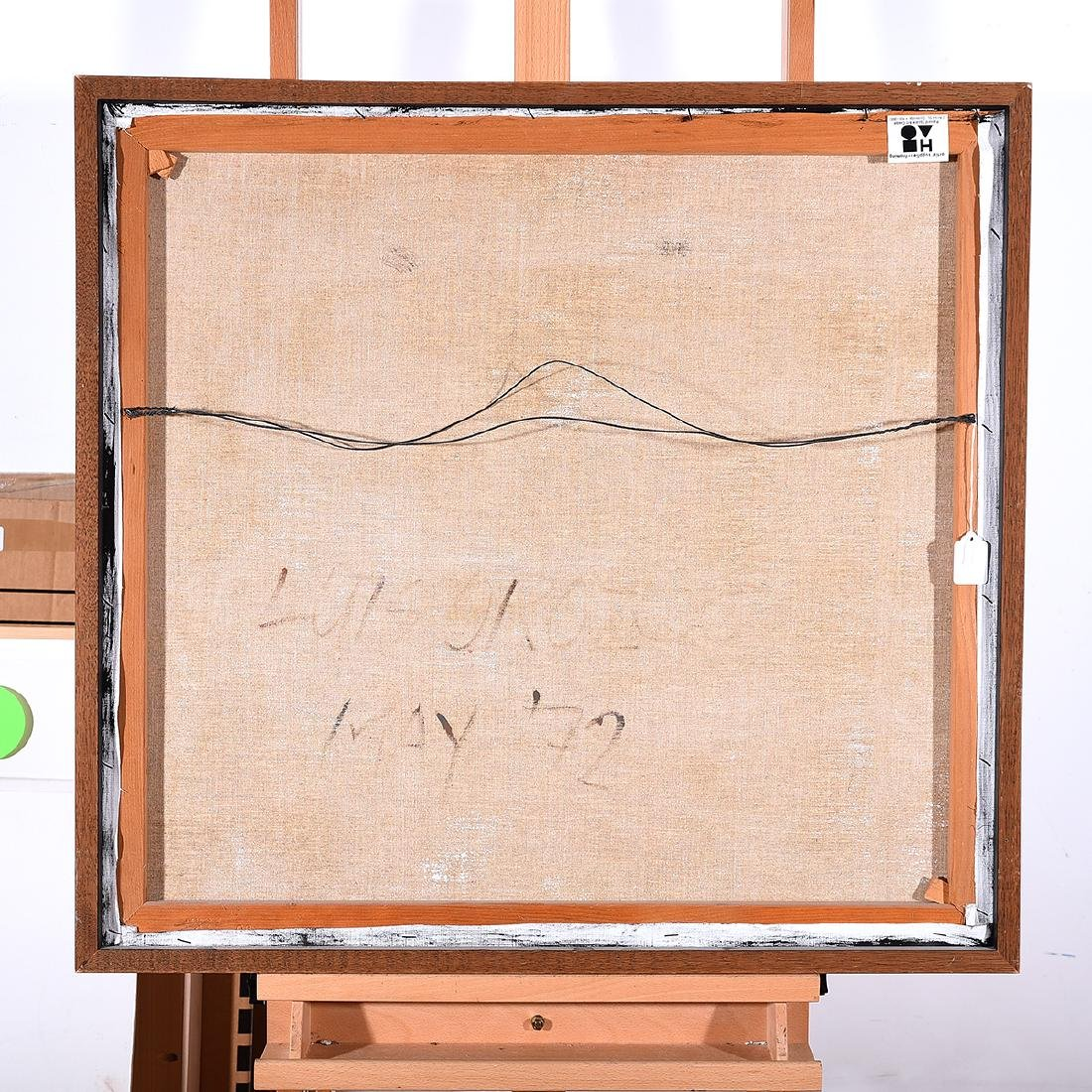 "Luis Orozco ""Village"" oil on canvas - 5"