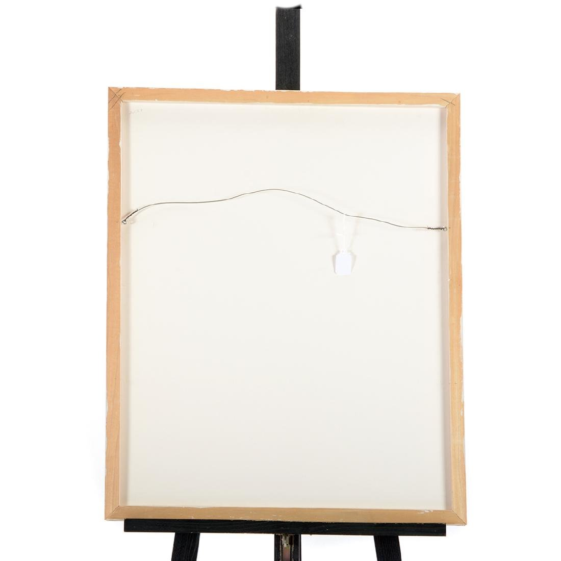 "Jerald Silva 2 ""Female figures"" graphite and wash - 6"