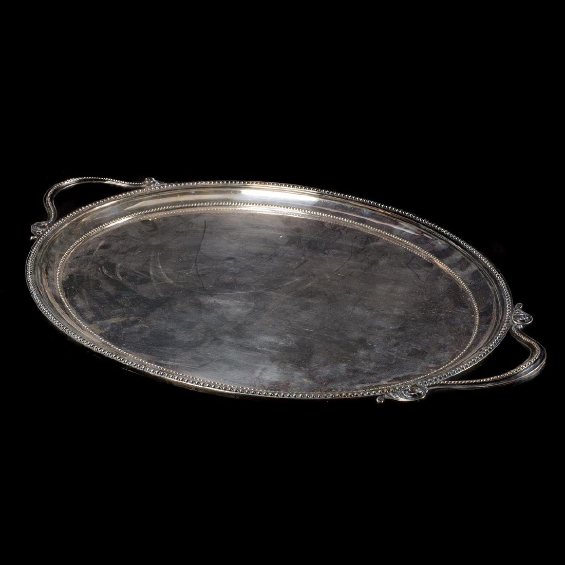 Silverplate Six-PieceTea Service-Prince's Plate - 2