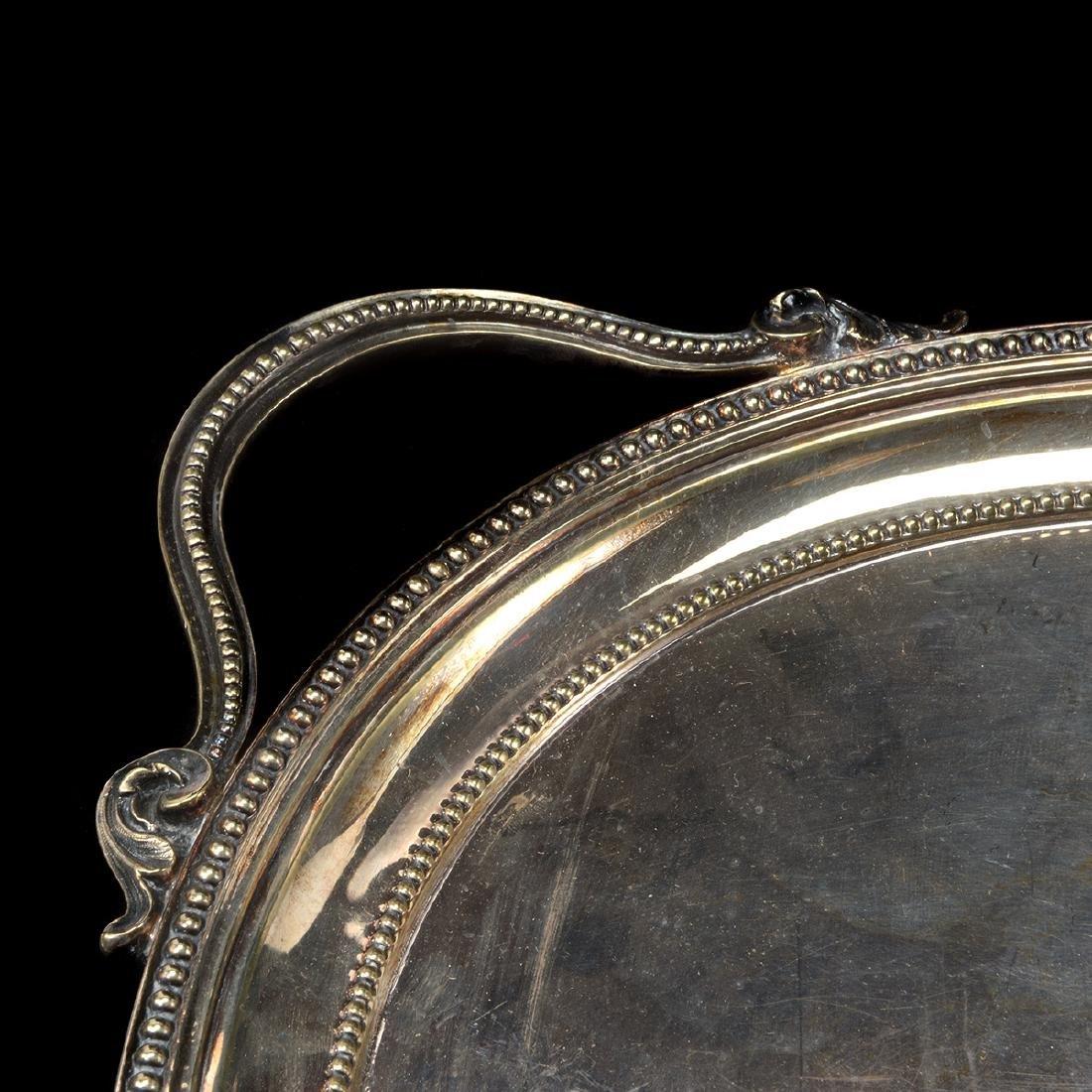 Silverplate Six-PieceTea Service-Prince's Plate - 7