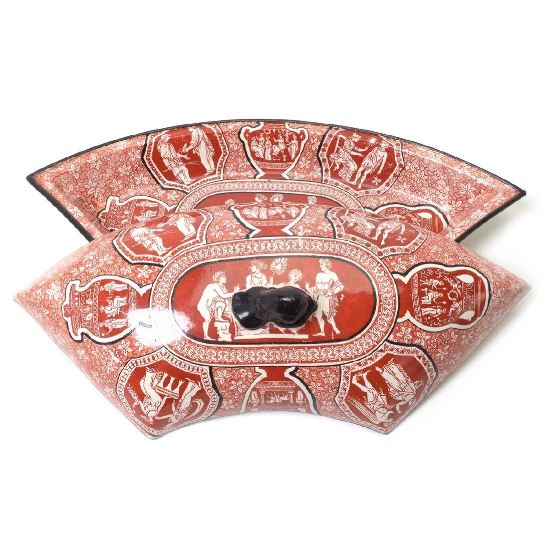 Spode Ceramic Partial Supper Set, Comprising Four - 2