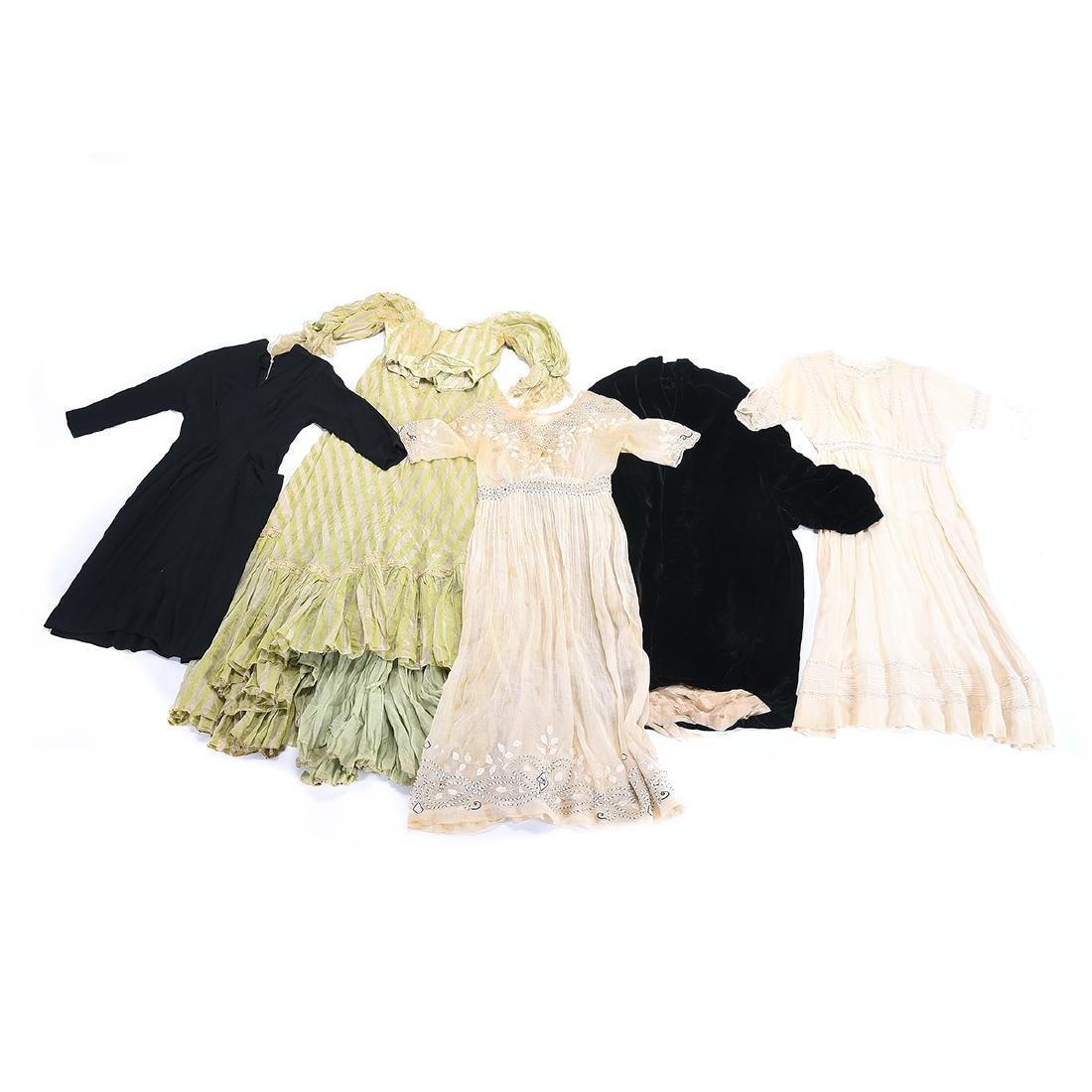 Lot of Antique Clothing