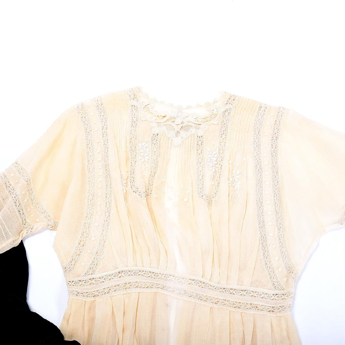Lot of Antique Clothing - 2