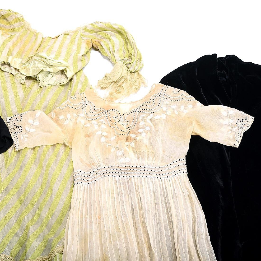 Lot of Antique Clothing - 3