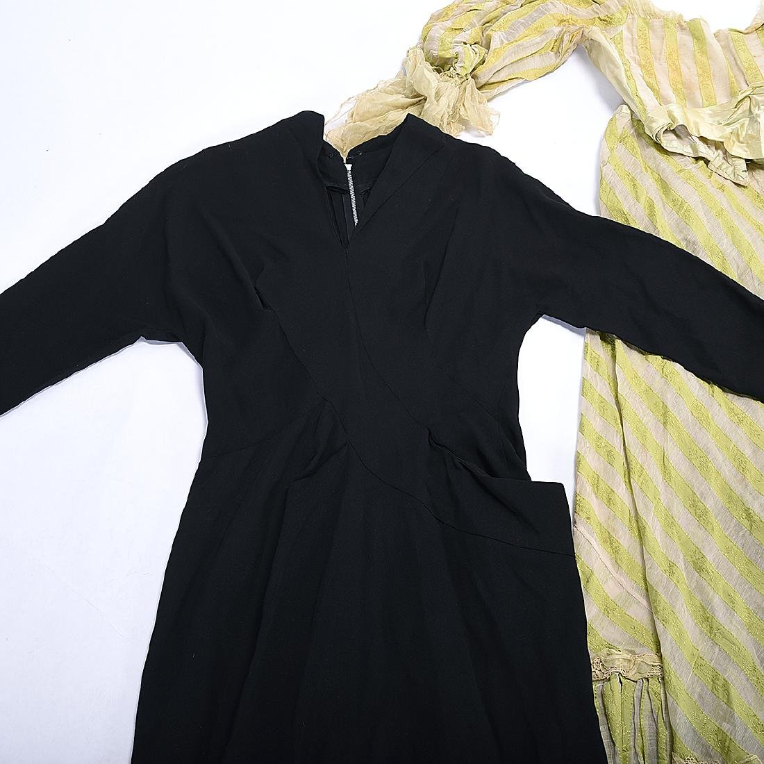 Lot of Antique Clothing - 4