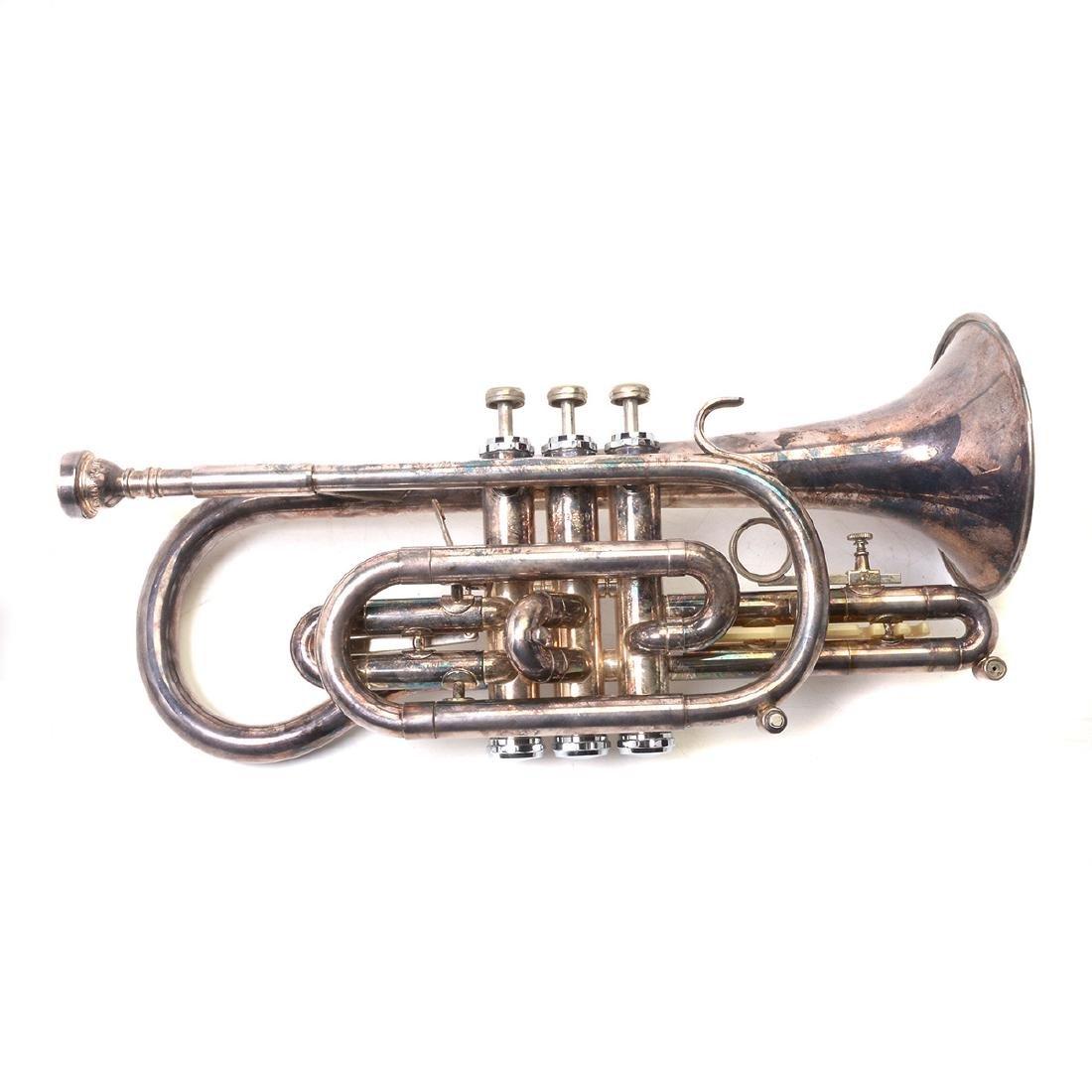 Capri by Getzen Trumpet - 2