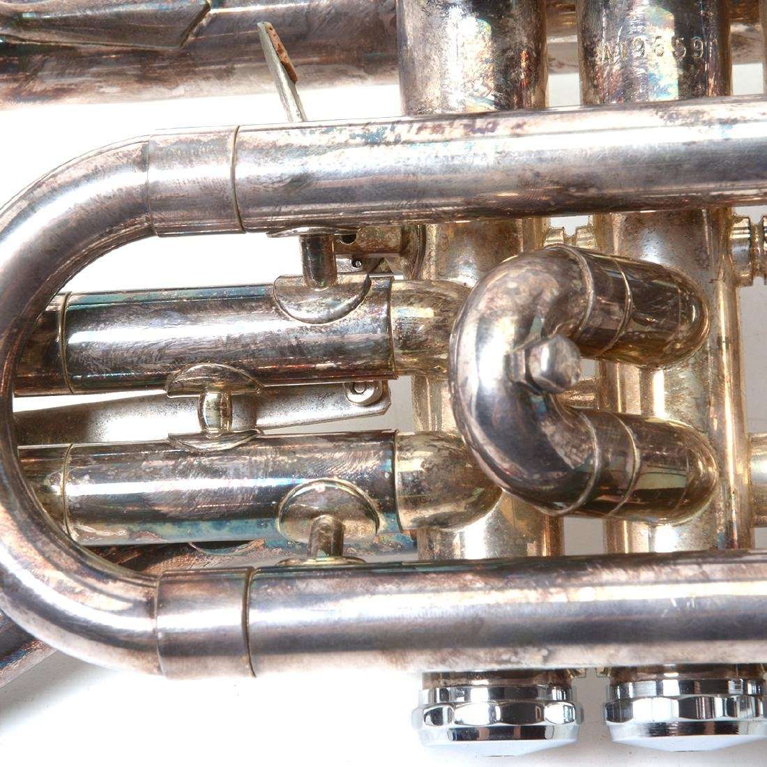 Capri by Getzen Trumpet - 3