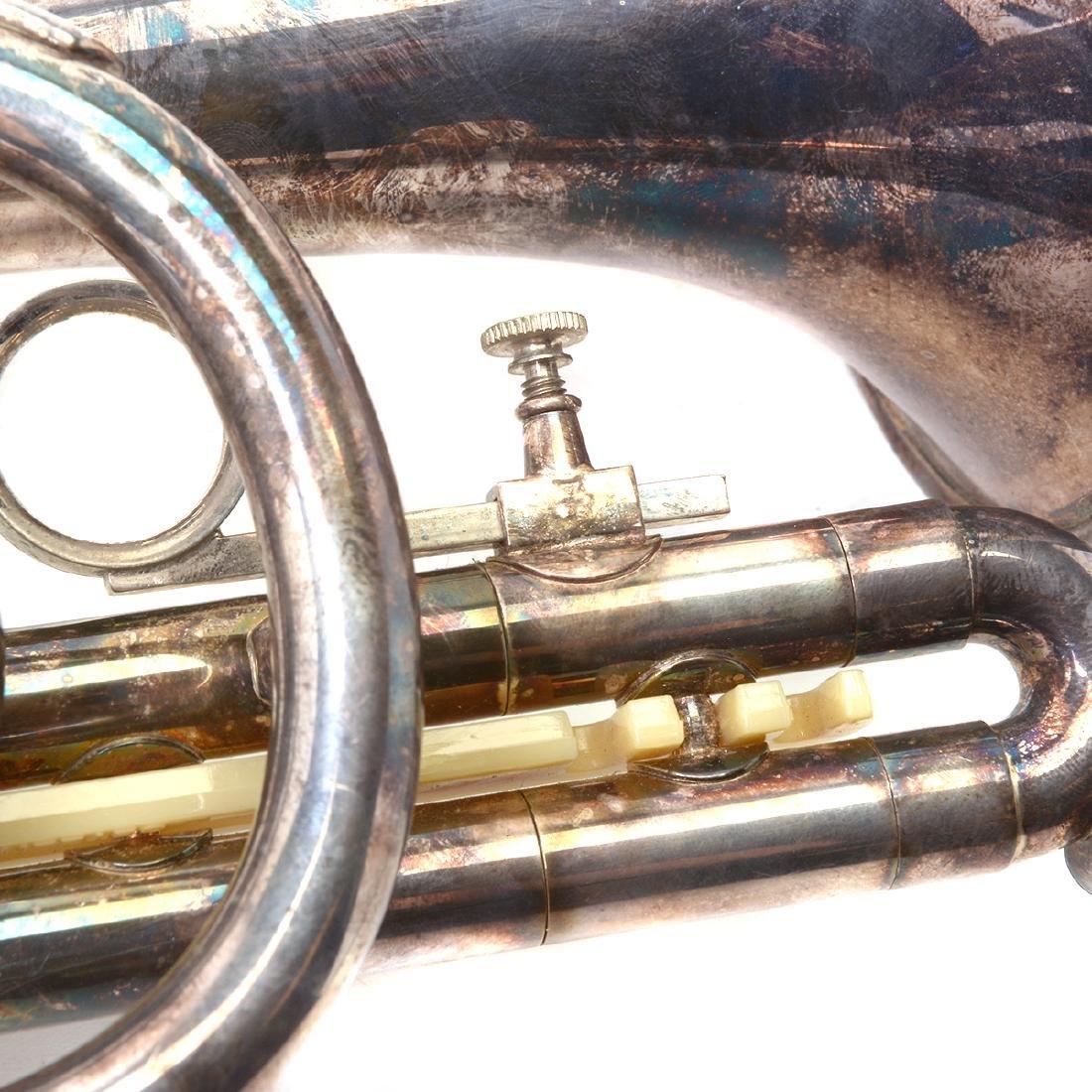 Capri by Getzen Trumpet - 5