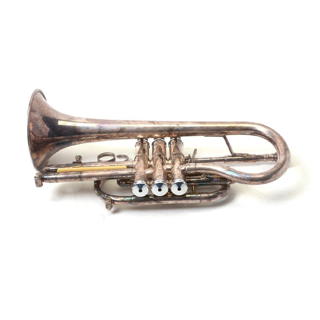Capri by Getzen Trumpet - 6