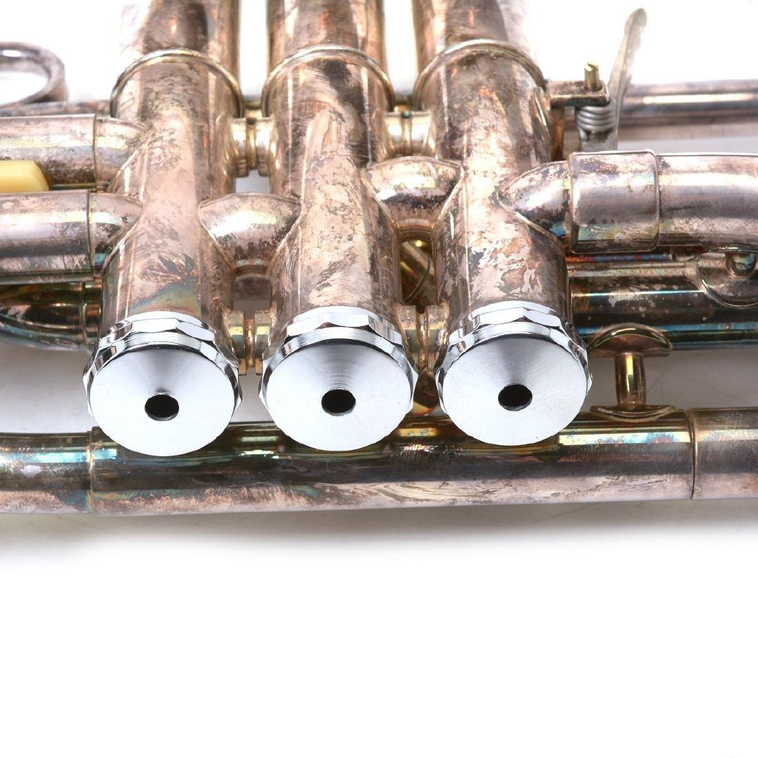 Capri by Getzen Trumpet - 7