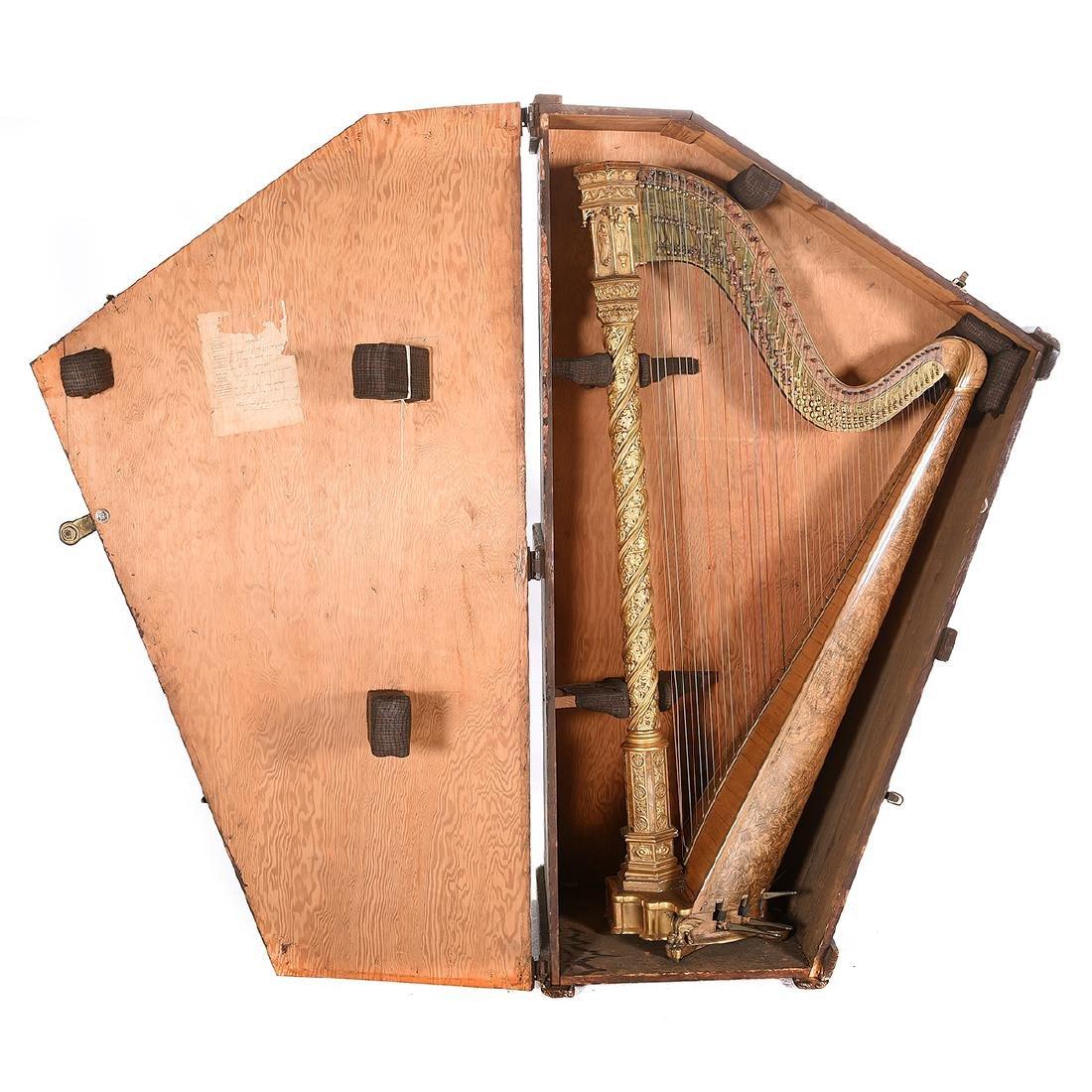 Erard Neo-Gothic Harp