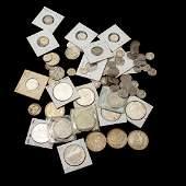 US Silver Coins Pre 1965 Including Morgan Dollars 13;