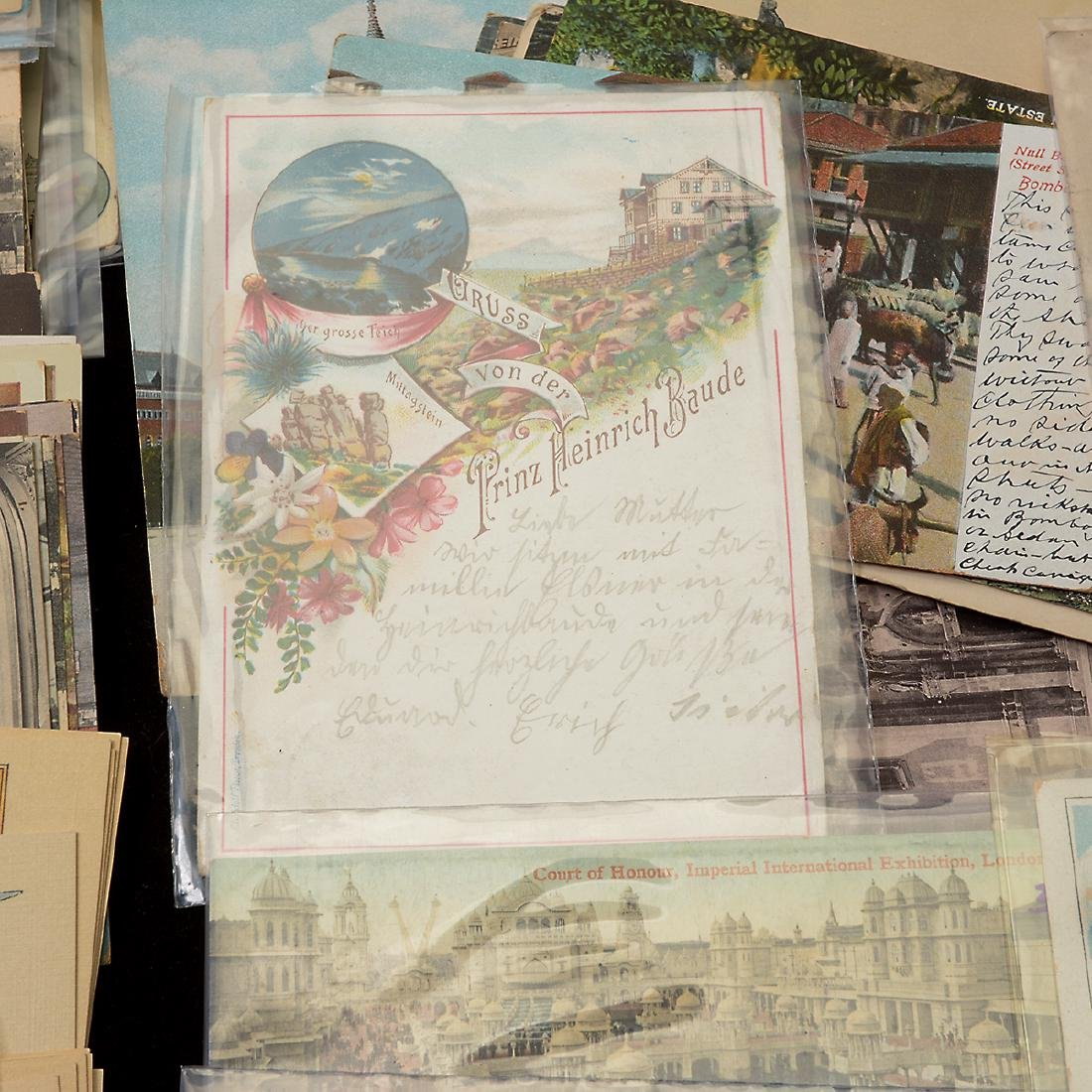 Collection of Vintage Postcards (approximately 300) - 8