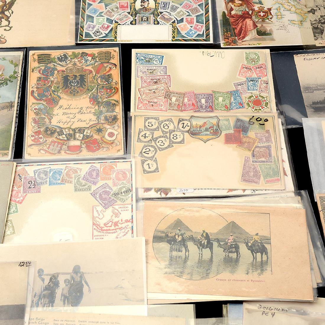 Collection of Vintage Postcards (approximately 300) - 5