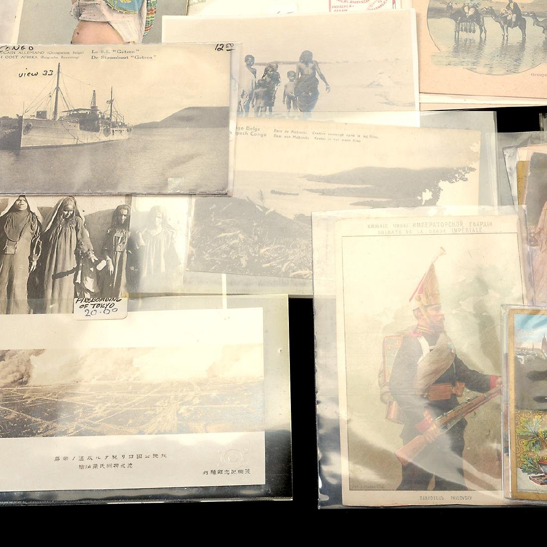 Collection of Vintage Postcards (approximately 300) - 6