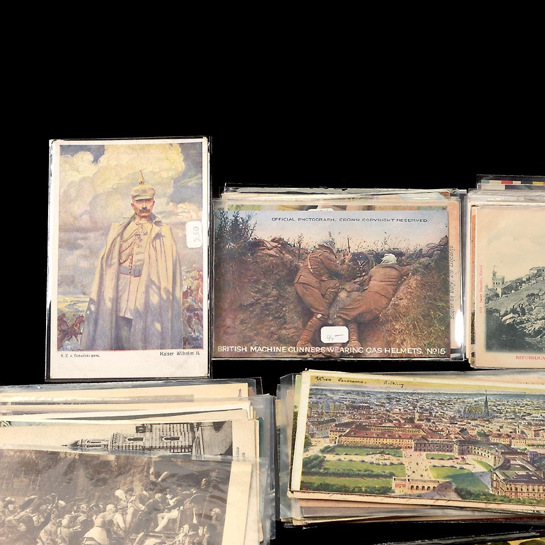Collection of Vintage Postcards (approximately 300) - 2