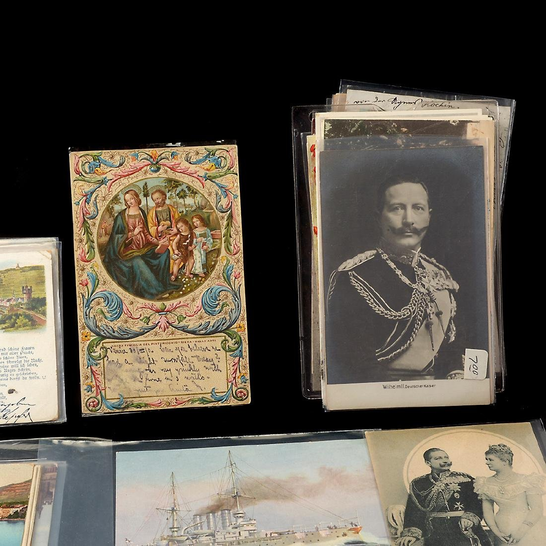 Collection of Vintage Postcards (approximately 300) - 3