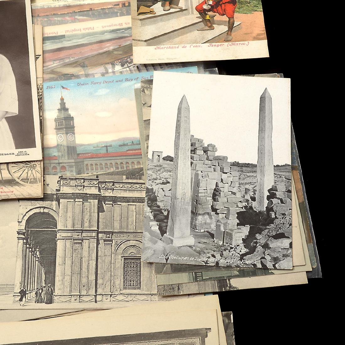 Collection of Vintage Postcards (approximately 300) - 7