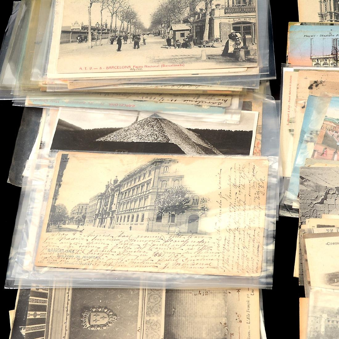 Collection of Vintage Postcards (approximately 300) - 9