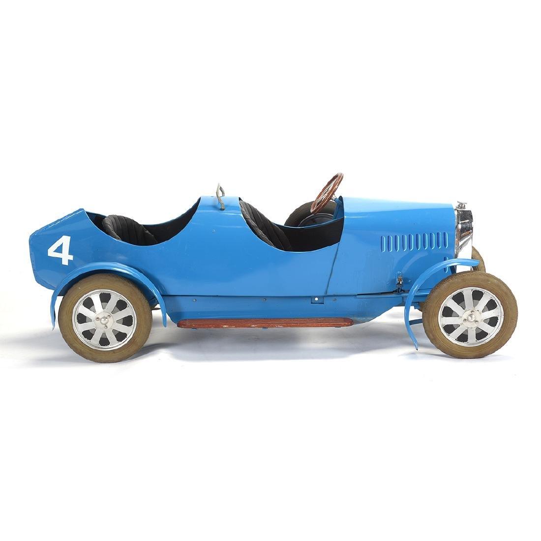 Eureka Bugatti Pedal Car