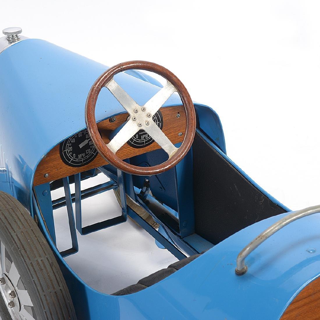 Eureka Bugatti Pedal Car - 3