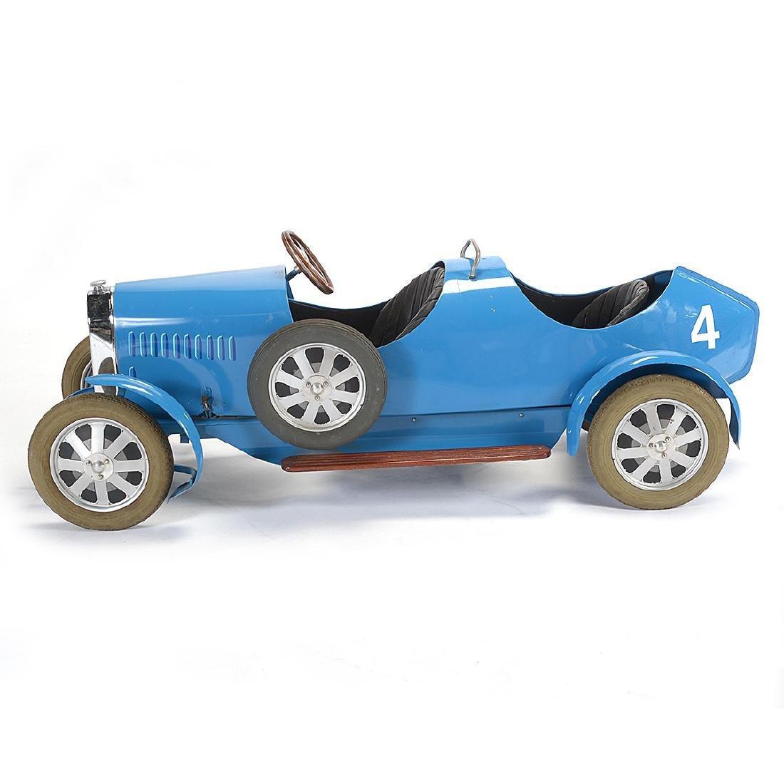 Eureka Bugatti Pedal Car - 4
