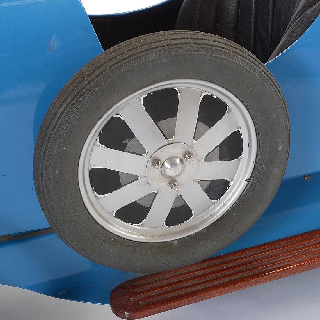 Eureka Bugatti Pedal Car - 5