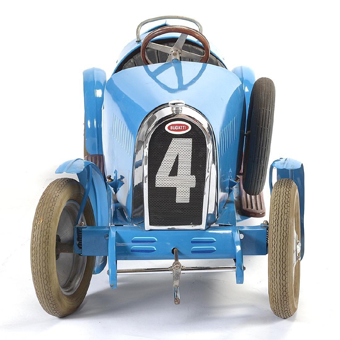 Eureka Bugatti Pedal Car - 6