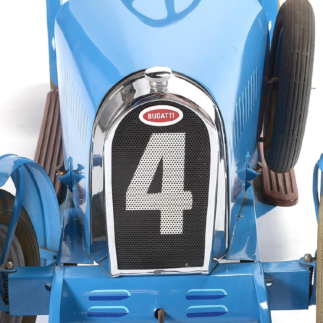 Eureka Bugatti Pedal Car - 7