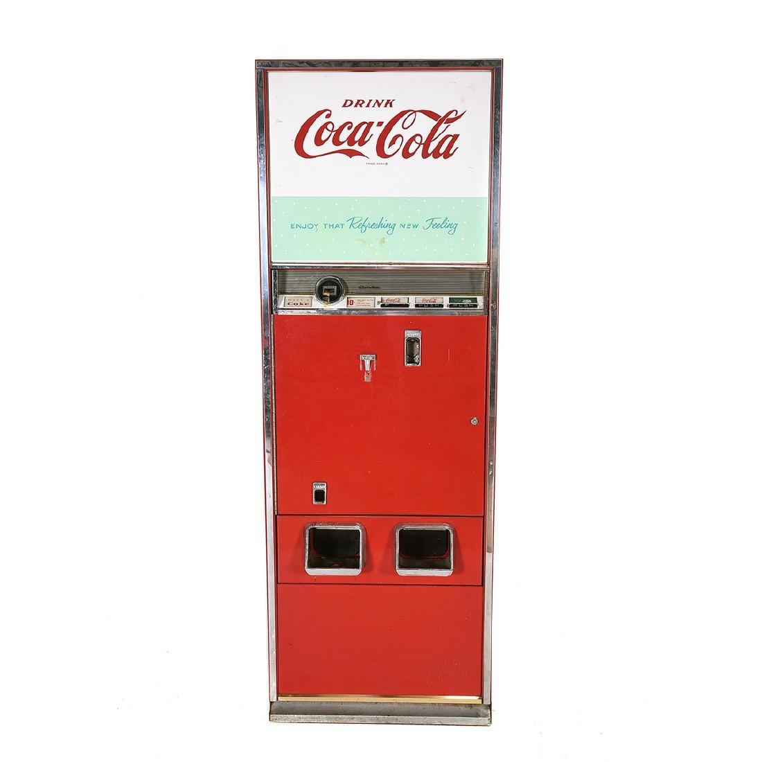 Coca-Cola Cavalier 10 Cent Vending Machine