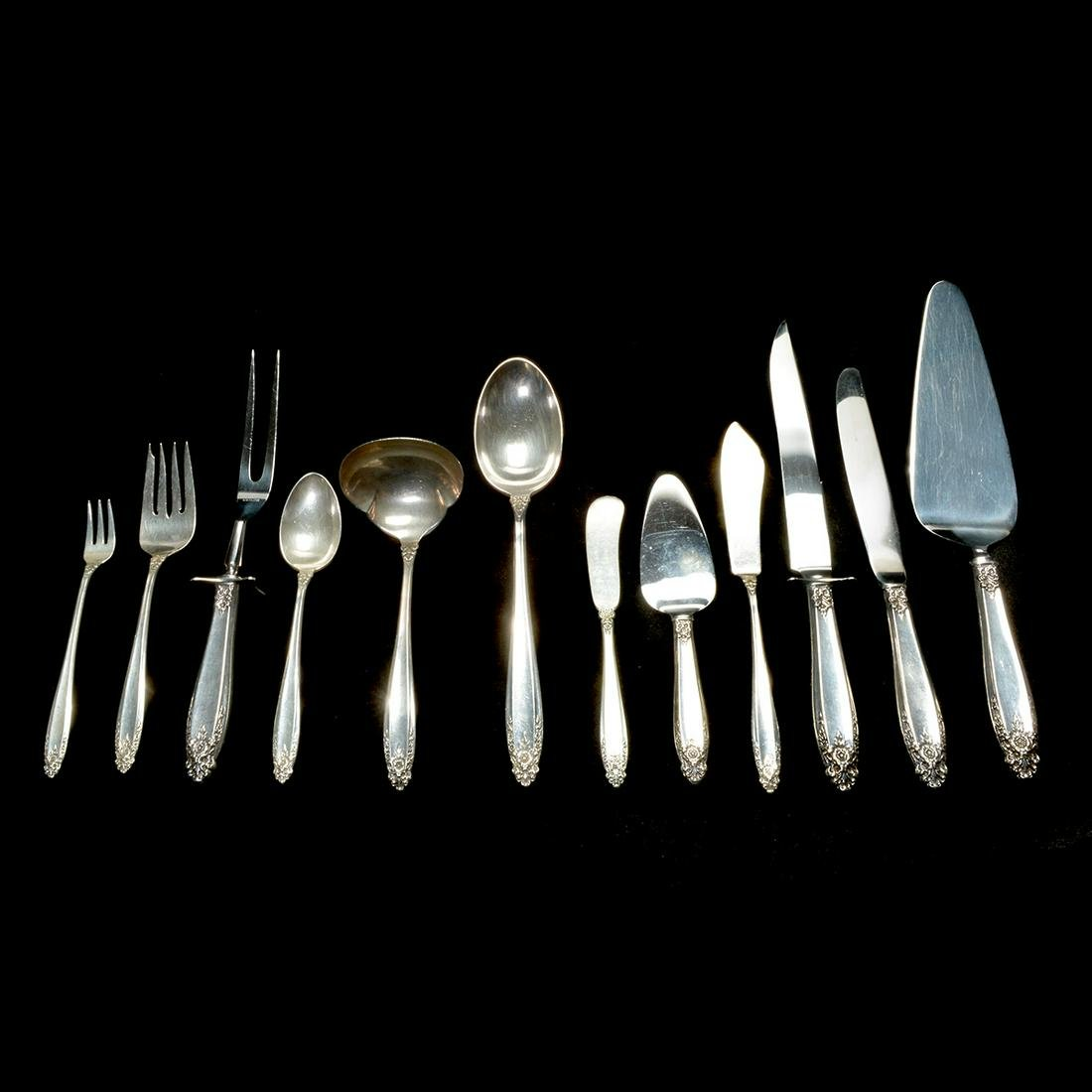 "International Silver Co /""Prelude/"" Dinner Teaspoon"