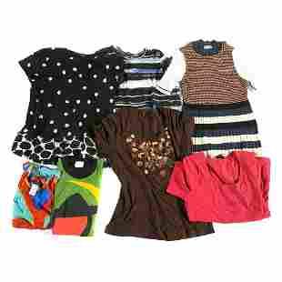 Fashion T-Shirt Collection, including Escada, Lacroix &