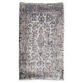 Large Persian Wool Carpet.