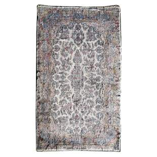 Large Persian Wool Carpet.