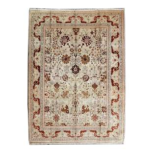 Persian Agra Carpet.