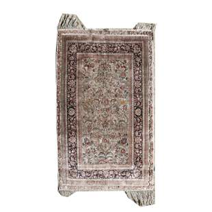 Ghiordes Prayer Rug.