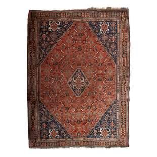 Persian Wool Rug.