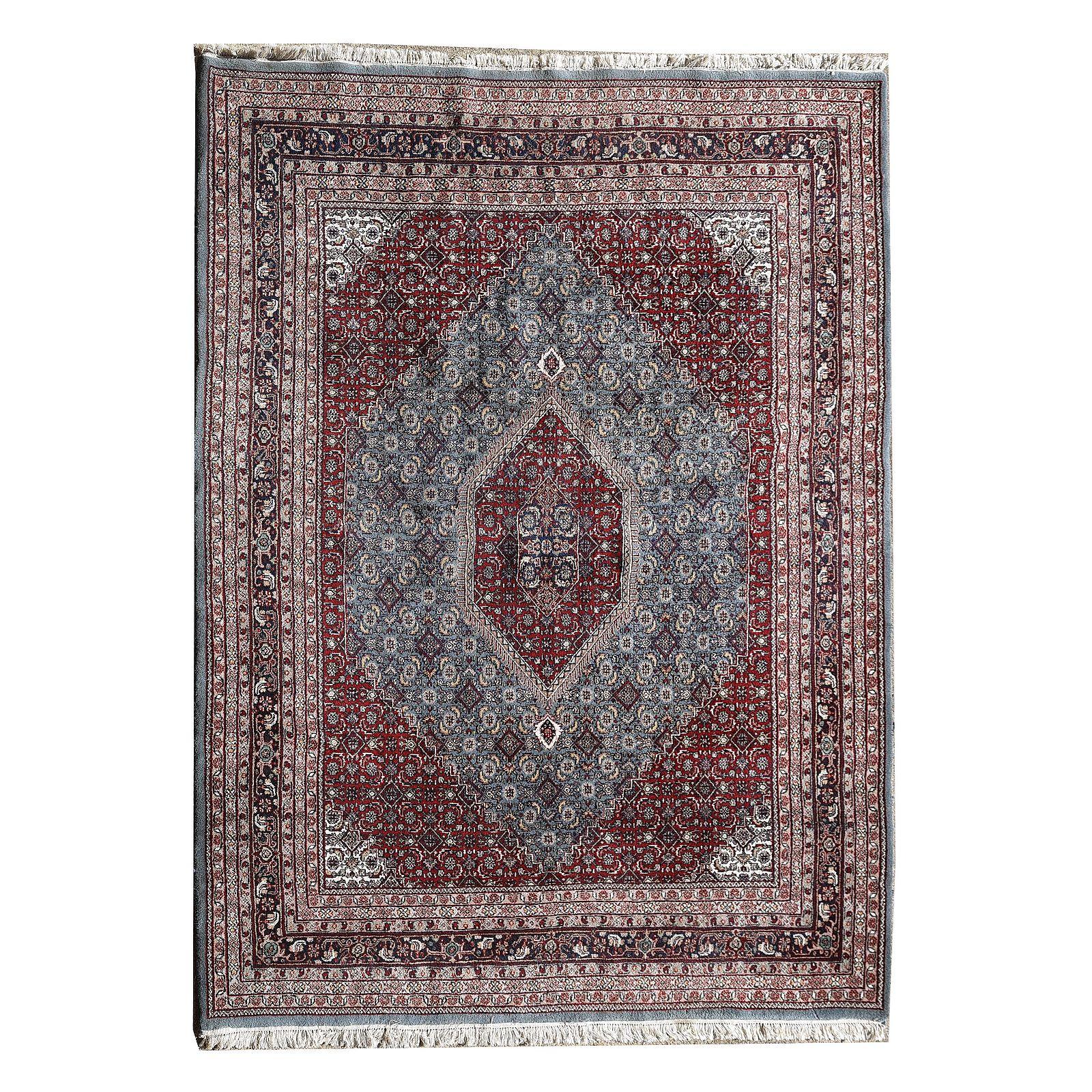 Persian Style Wool Rug.