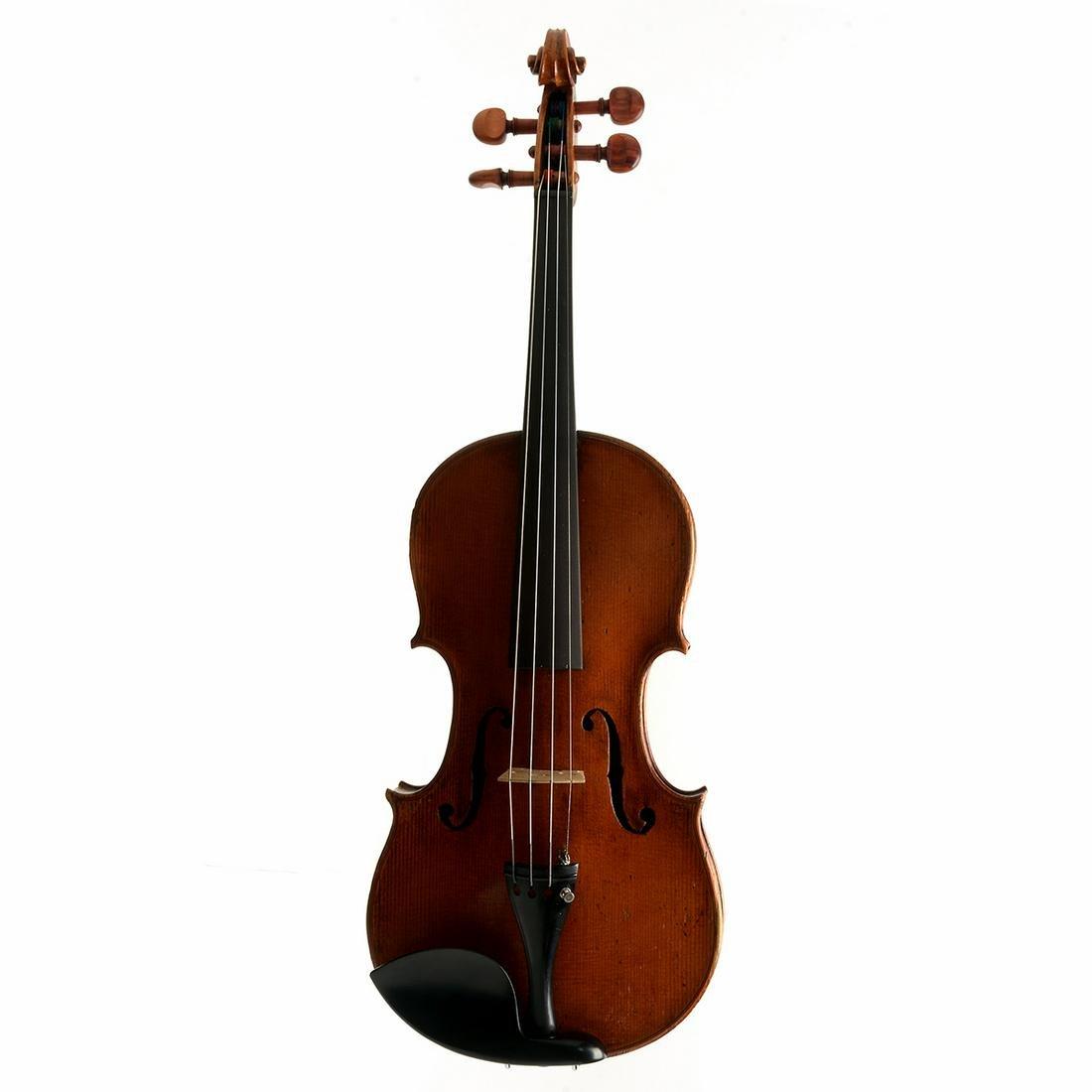 TrefflÈ Gervais American Violin, Early 20th Century.