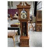 Ethan Allen Tall Case Clock 83 h