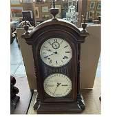 Seth Thomas Fashion No 6 Calendar Shelf Clock.