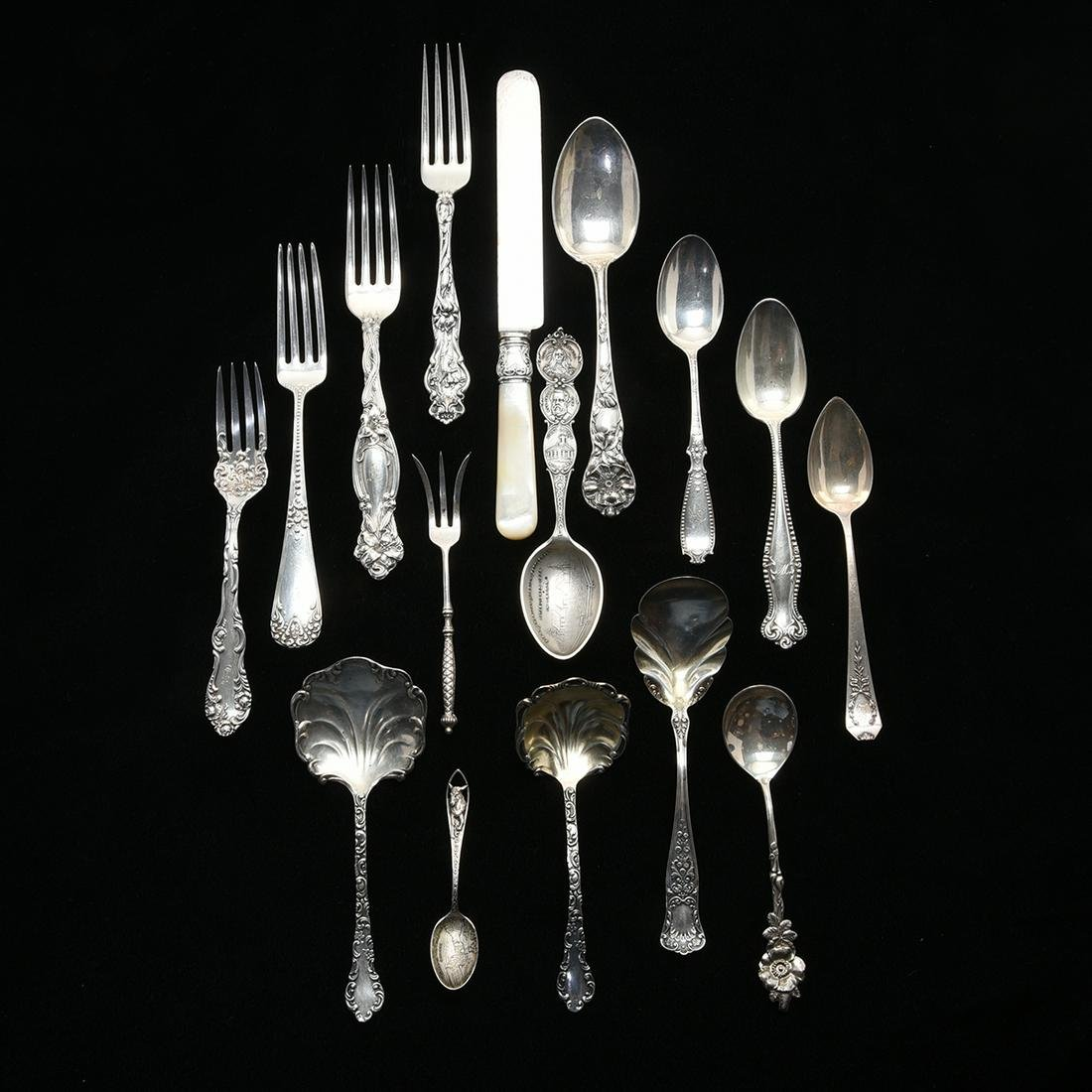 Collection of Various Sterling Silver and Other