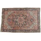 Persian Heriz Carpet.