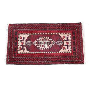 Azerbaijan Wool Rug.
