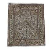 Good Persian Kashan Carpet.