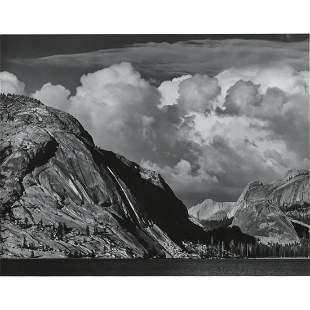 Ansel Adams, Tenaya Lake, Yosemite National Park,