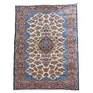 Lavar Kerman Palace Carpet.