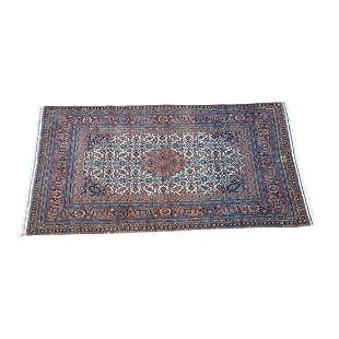 Signed Persian Rug.