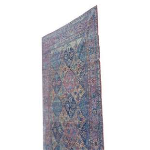 Fine Persian Qazvin Carpet.